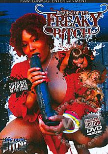 Return Of The Freaky Bitch Box Cover
