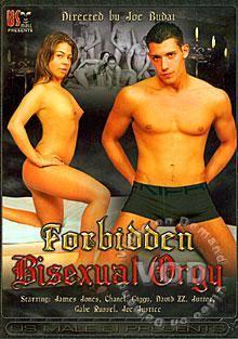 Forbidden Bisexual Orgy Box Cover