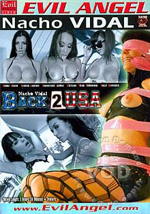 Nacho Vidal - Back 2 USA Box Cover