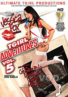 TGirl Adventures 5 Box Cover