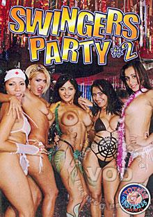Swingers Party #2 Box Cover