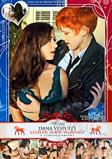 Dana Vespoli's Lesbian Boob Worship Box Cover - Login to see Back