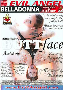 Belladonna's Buttface (Disc 2) Box Cover