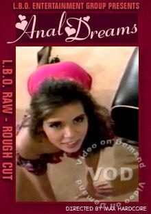 LBO Raw - Anal Dreams Box Cover