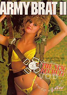 Army Brat 2 Box Cover