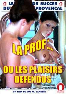 The Teacher Of The Forbidden Pleasures (French Language) Box Cover