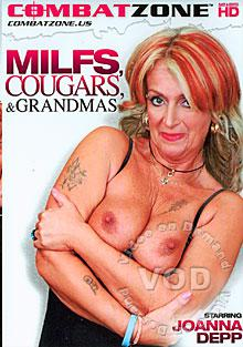 MILFs, Cougars & Grandmas Box Cover