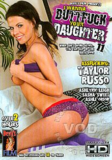 I Wanna Buttfuck Your Daughter 11 Box Cover
