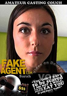 Fake Agent Presents - Sarah Box Cover