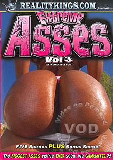 Extreme Asses Vol 3