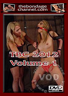 TBC 2012 Volume 1 Box Cover