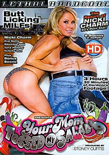 Your Mom Tossed My Salad #9 Box Cover