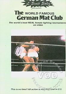 GM-3001B: The World Famous German Mat Club
