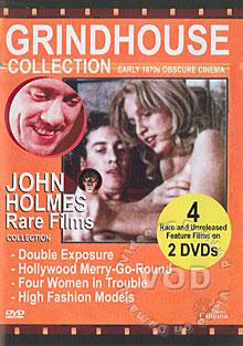 Double Exposure - Remastered Grindhouse Edition Box Cover