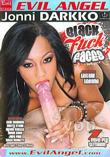 Black Fuck Faces Box Cover