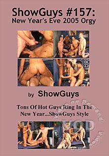 ShowGuys #157: New Year's Eve Orgy