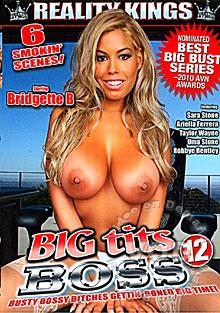 Big Tits Boss Vol. 12