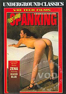 First Hand Spanking Box Cover
