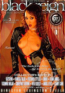 Black Reign Volume 1 - Collector's Edition
