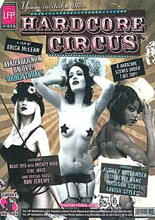 Hardcore Circus Box Cover