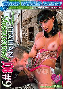 Italian Transsexual Job #9