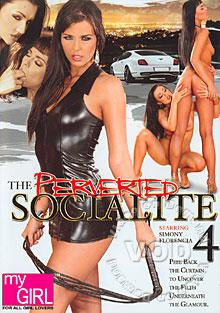 The Perverted Socialite 4 Box Cover - Login to see Back