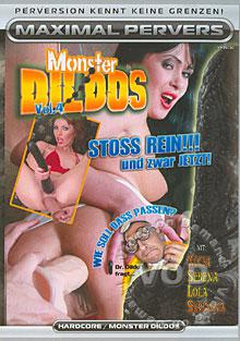 Monster Dildos Vol. 4 Box Cover - Login to see Back