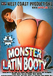 Monster Latin Booty 2 Box Cover - Login to see Back