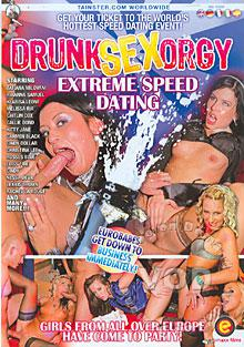 Drunk Sex Orgy - Extreme Speed Dating Box Cover - Login to see Back