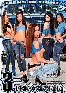 Teens In Tight Jeans 2 Box Cover
