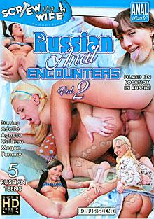 Russian Anal Encounters Vol. 2