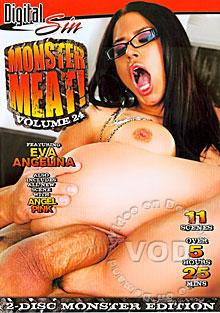 Monster Meat! Volume 24 (Disc 1)