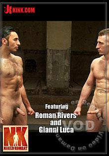 Naked Kombat - Featuring Roman Rivers and Gianni Luca
