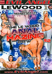 The Le Wood Anal Hazing Crew #2 Box Cover