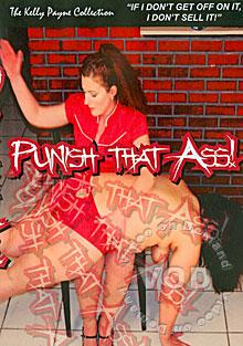 Punish That Ass! Box Cover