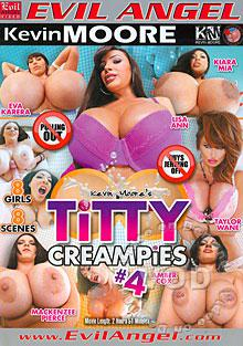 Titty Creampies #4 Box Cover