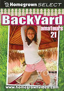 Backyard Amateurs 21