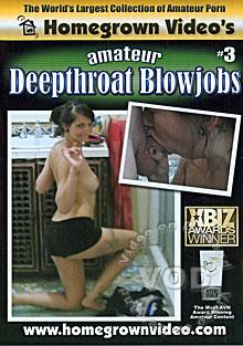 Homegrown Video's Amateur Deepthroat Blowjobs #3