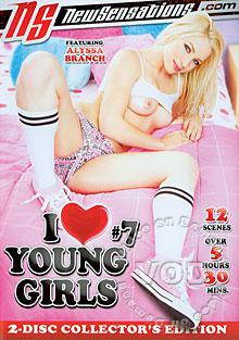 I Heart Young Girls 7 (Disc 2)