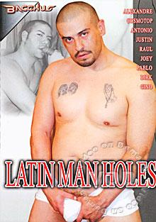 Latin Man Holes