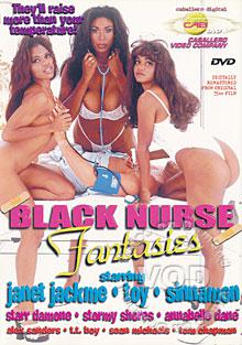 Black Nurse Fantasies