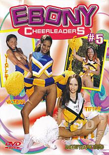 Ebony Cheerleaders #5 Box Cover