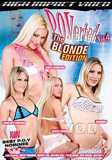 P.O.Verted Vol. 4 - The Blonde Edition