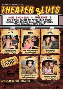 Theater Sluts Volume 7