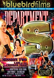 Department S: Mission Two - Lair Of The Crooked Tiger