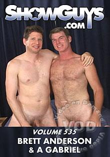 ShowGuys Volume 535 - Brett Anderson & A. Gabriel
