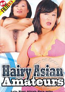 Hairy Asian Amateurs