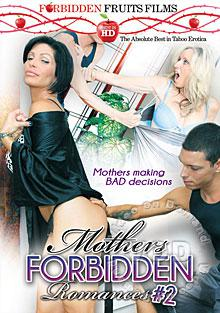 Mother's Forbidden Romances 2 Box Cover
