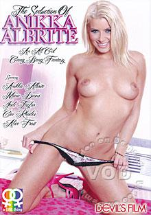 The Seduction Of Anikka Albrite: An All Girl Gang Bang Fantasy