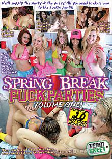 Spring Break Fuck Parties 1
